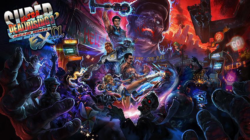 Capcom lança DLC de Dead Rising 3 com nome absurdo... Mas genial