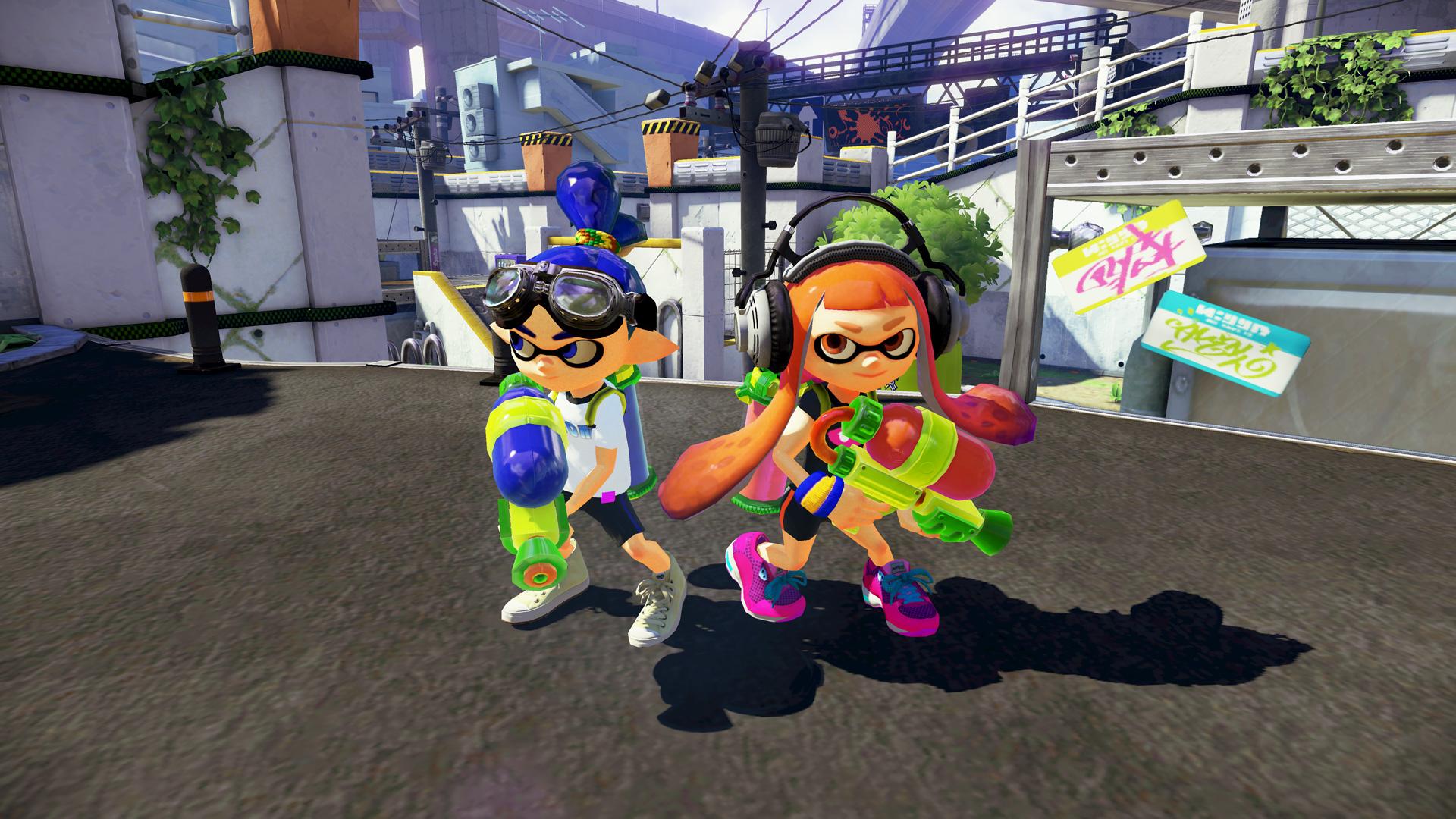 Batalhas entre quartetos: Splatoon é aposta da Nintendo no Wii U [vídeo]