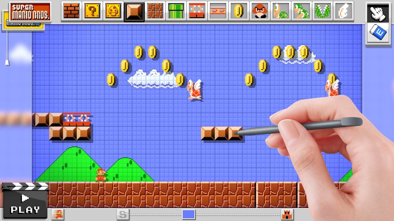 Mario Maker