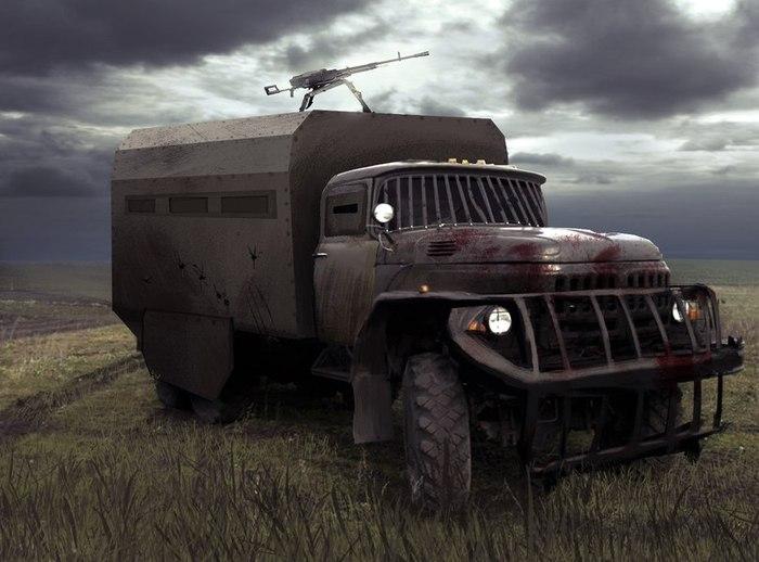 Ex-desenvolvedores de S.T.A.L.K.E.R. se unem para criar novo game, o Areal
