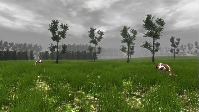 Grass Simulator 2014 é o simulador de grama que você sempre quis