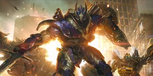 TRANSFORMERS AGE OF EXTINCTION by Mobage