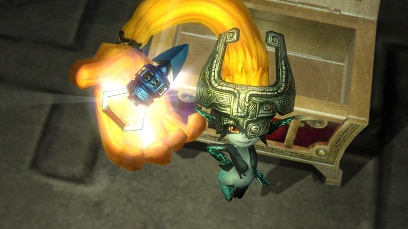 Midna, a princesa twili, chega causando caos em Hyrule Warriors [vídeo]