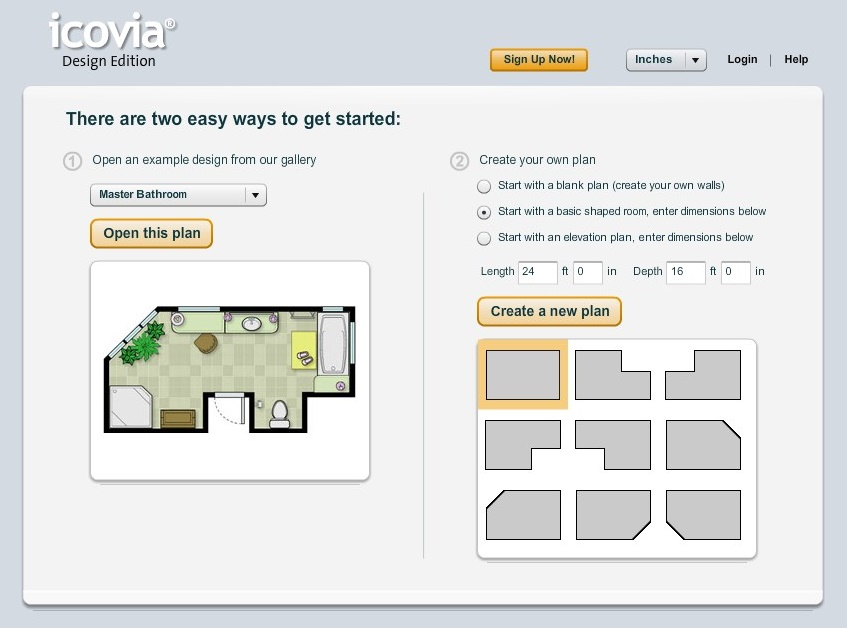 Icovia room planner download for Room planner software free download