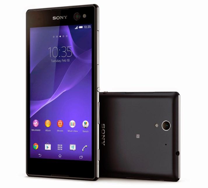 Sony xperia c3 conhea o mais novo smartphone para selfies do sony xperia c3 conhea o mais novo smartphone para selfies do mercado reheart Images
