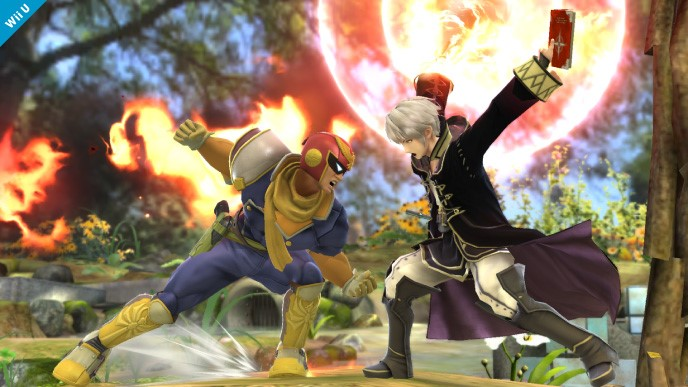Super Smash Bros.: Lucina, Robin e Captain Falcon são revelados [vídeo]