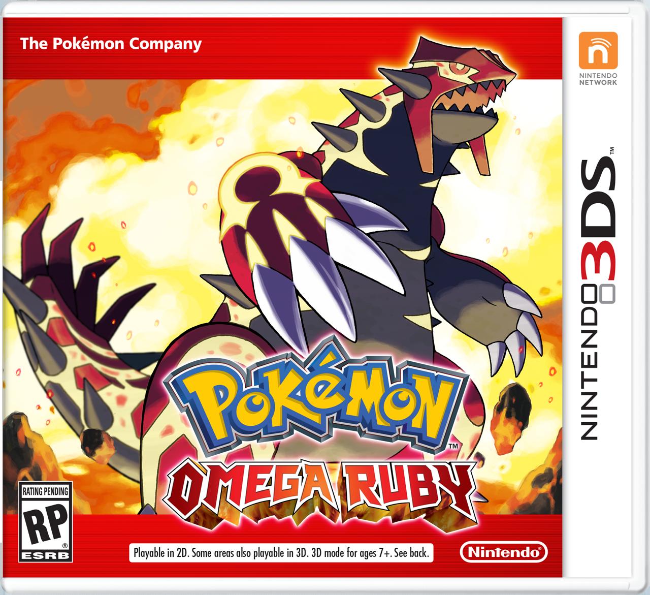 Pokémon Alpha Sapphire/Omega Ruby
