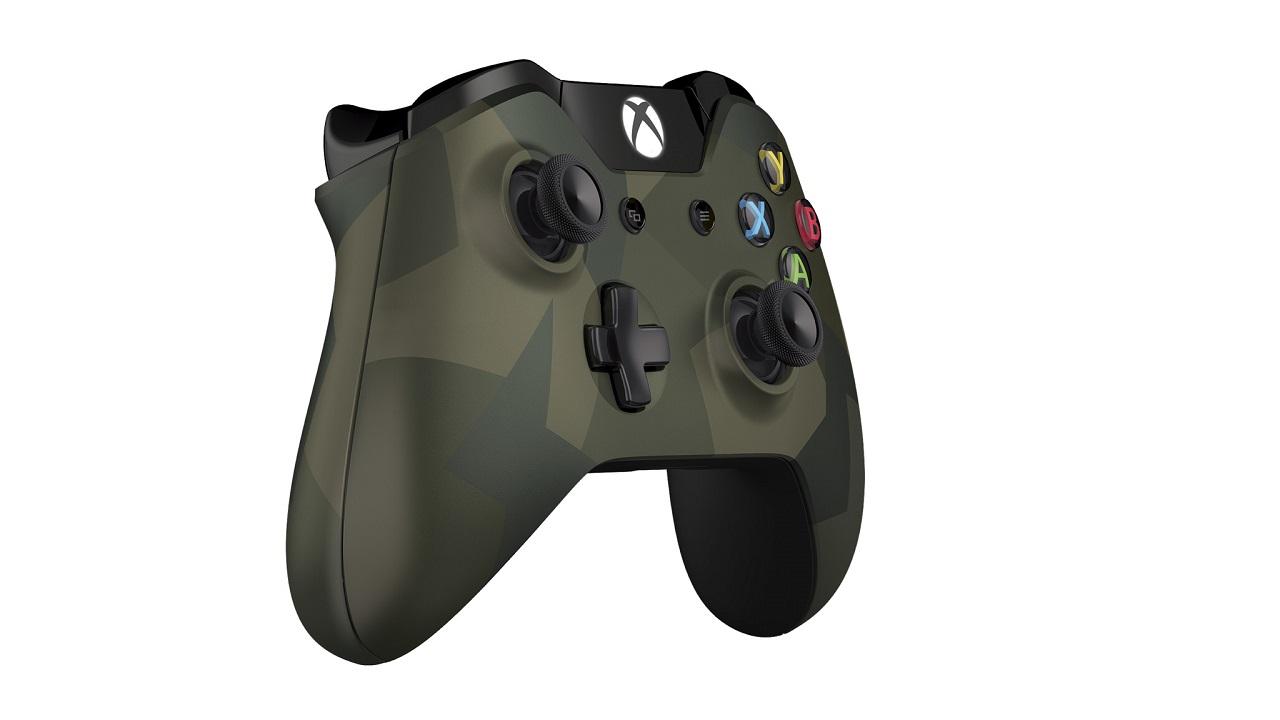 "Microsoft anuncia controle e headset ""militares"" para o Xbox One"