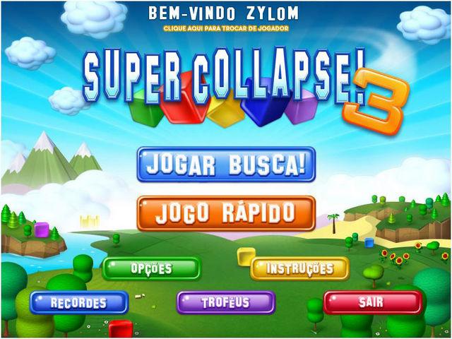 Super Collapse! 3 Deluxe Download to Windows em Português Grátis