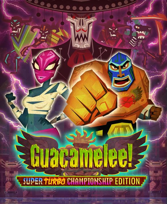 Resultado de imagem para GUACAMELEE! Super Turbo Championship Edition pc