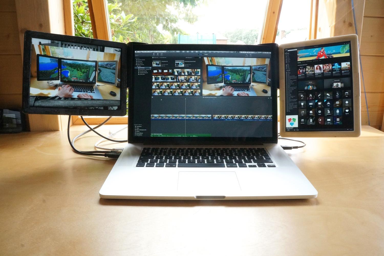 Em breve será possível jogar em notebooks com múltiplas telas [vídeo]