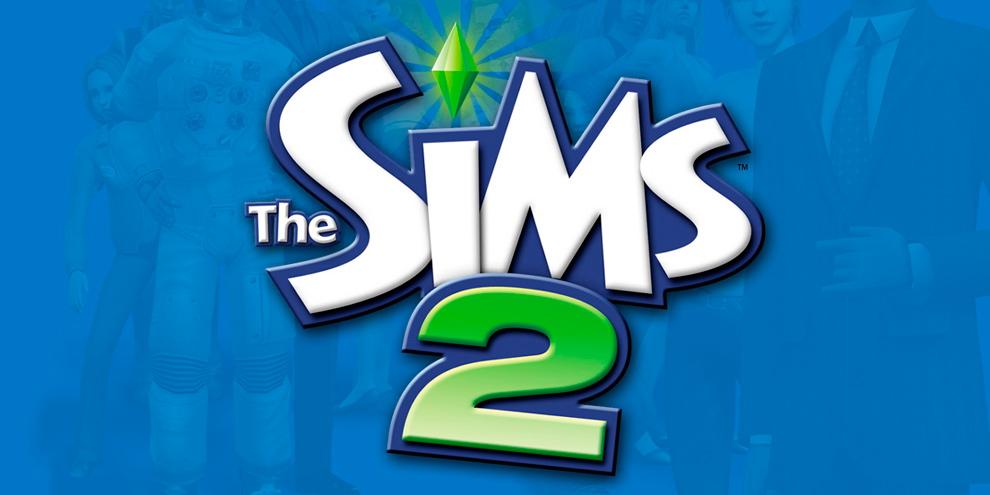 Resultado de imagem para the sims 2 logo