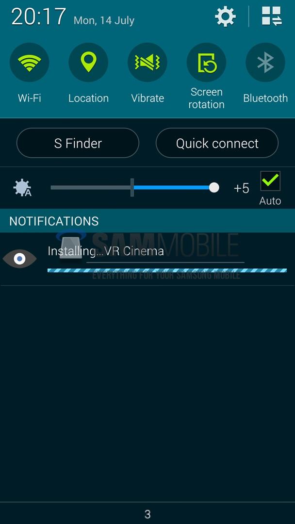 App que controla óculos de realidade virtual da Samsung tem imagens vazadas