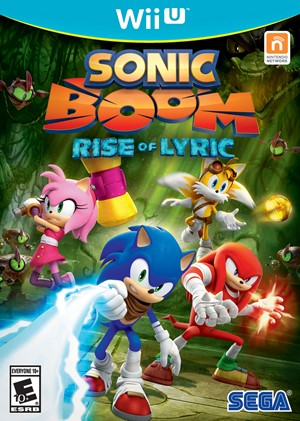 Sonic Boom: Rise of Lyric