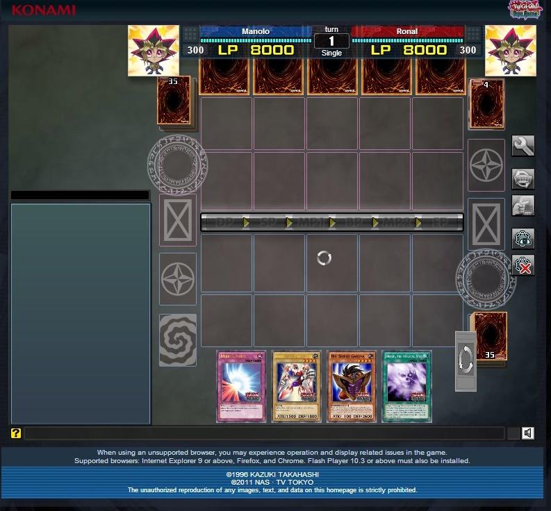 yu gi oh online duel accelerator no baixaki