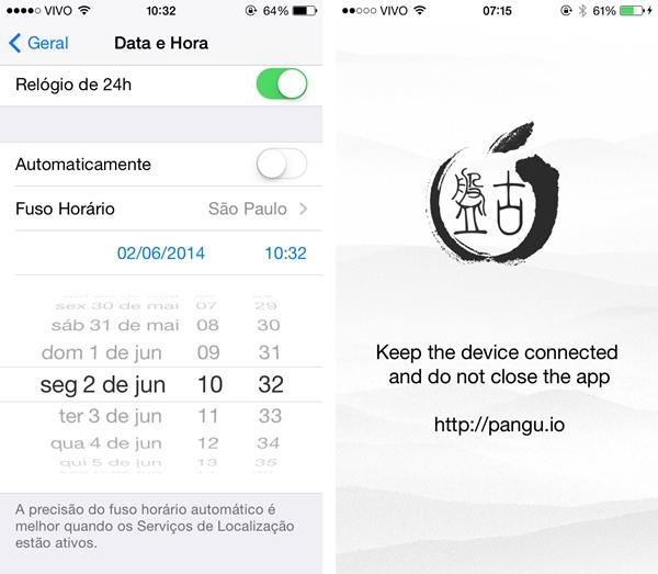 Como fazer o Jailbreak no iOS 7 1 2 - TecMundo
