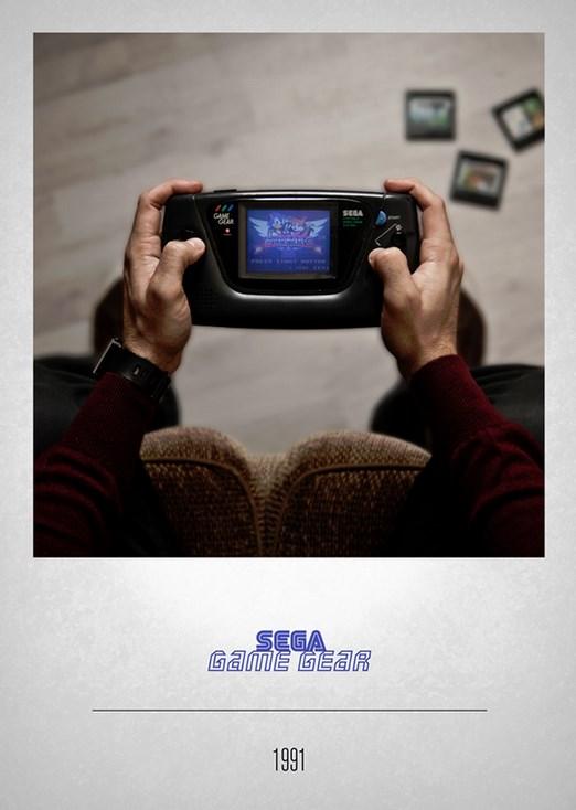 Fotógrafo registra a evolução dos controles de video game [galeria]