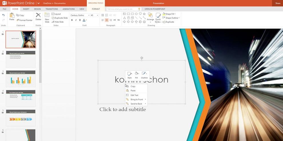 3ba1b7fc1fd3c As 6 melhores alternativas gratuitas ao Microsoft Office de 2014 - TecMundo