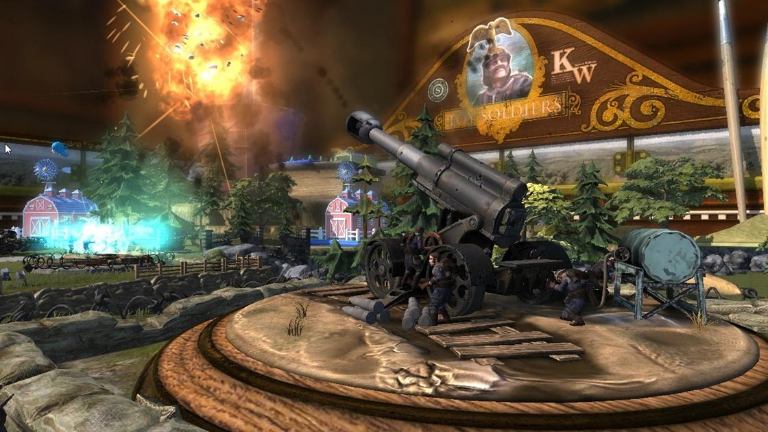 Toy Soldiers: War Chest traz guerra de bonecos à nova geração e PC [vídeo]