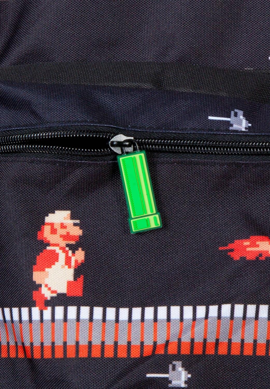 Confira a mochila mais legal que você vai ver de Super Mario Bros.