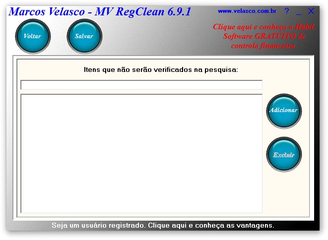 6.0 MV DOWNLOAD REGCLEAN GRATUITO NEW