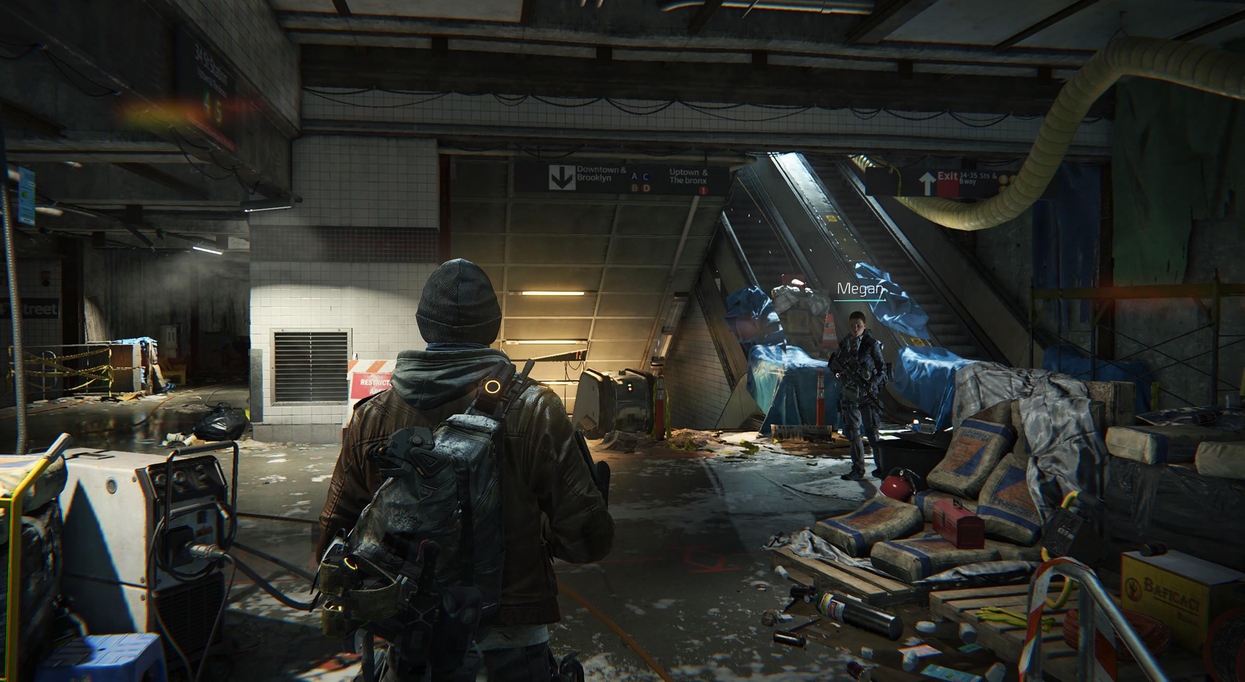 Confira as novas imagens do The Division!