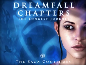 Dreamfall Chapters: The Longest Journey - Book 1