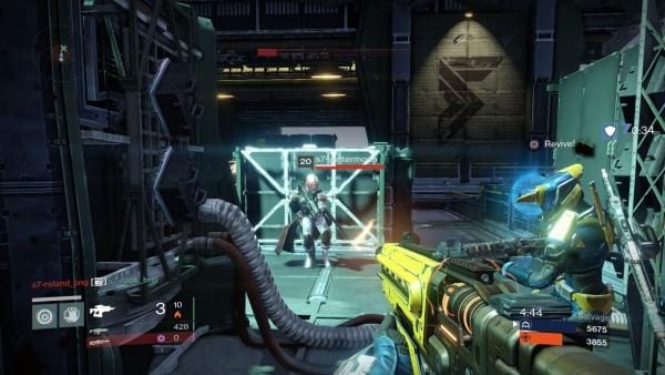 Destiny ganha trailer do planeta Marte e várias novas imagens