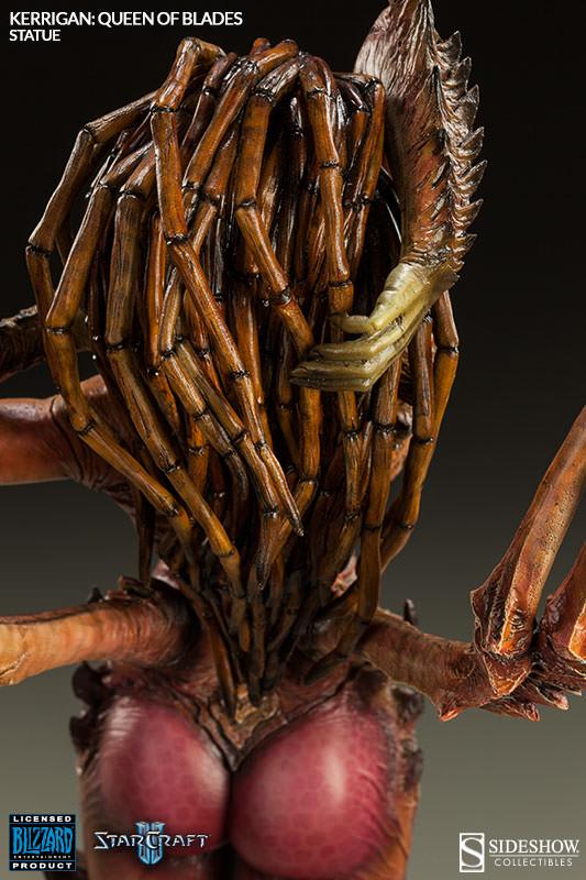 Veja as fotos da belíssima estátua da Kerrigan pela Sideshow Collectibles