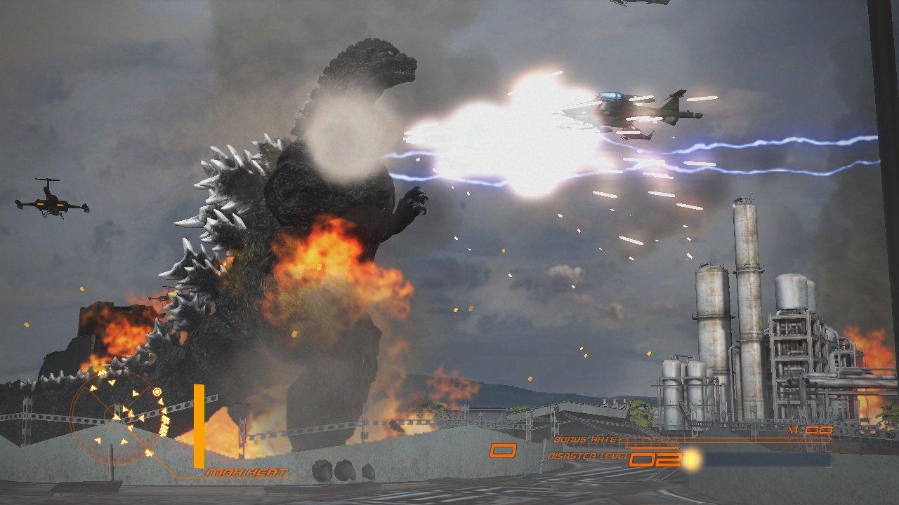 Godzilla para PlayStation 3 ganha data de lançamento