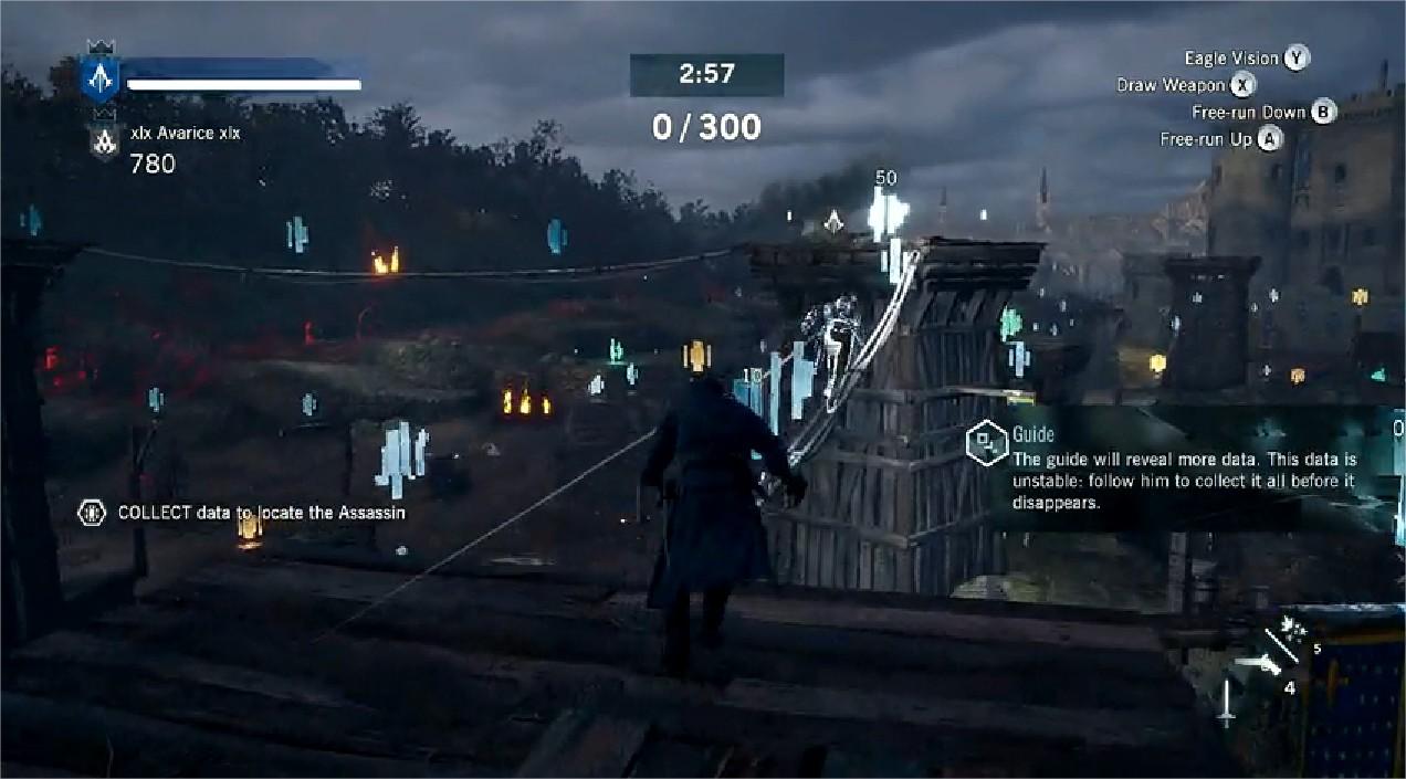 Será? Assassin's Creed Unity tem modo de competição com outro jogador