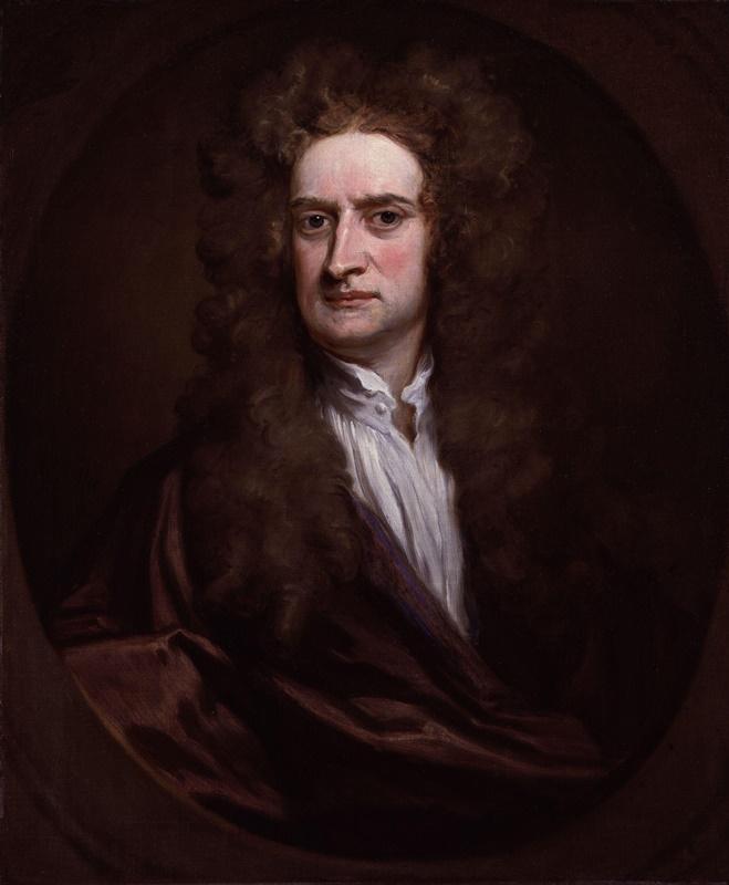 Isaac Newton (Crédito: Reprodução )