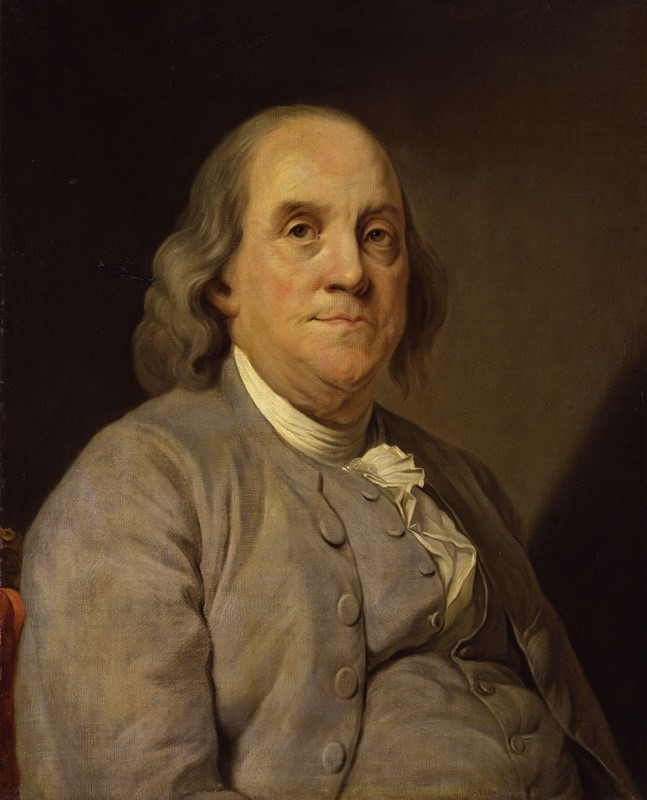 Benjamin Franklin (Crédito: Reprodução )