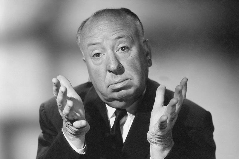 Alfred Hitchcock (Crédito: Reprodução )