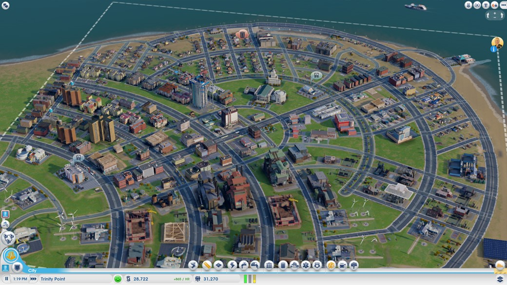 Simcity  Building Tips