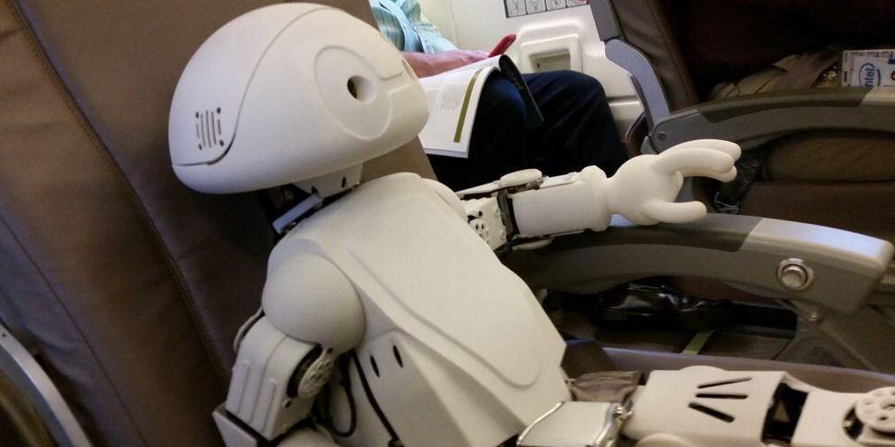 Robô do século 21 é apresentado na IDF 2014 [vídeo]