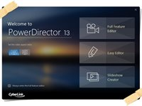 Imagem 1 do CyberLink PowerDirector