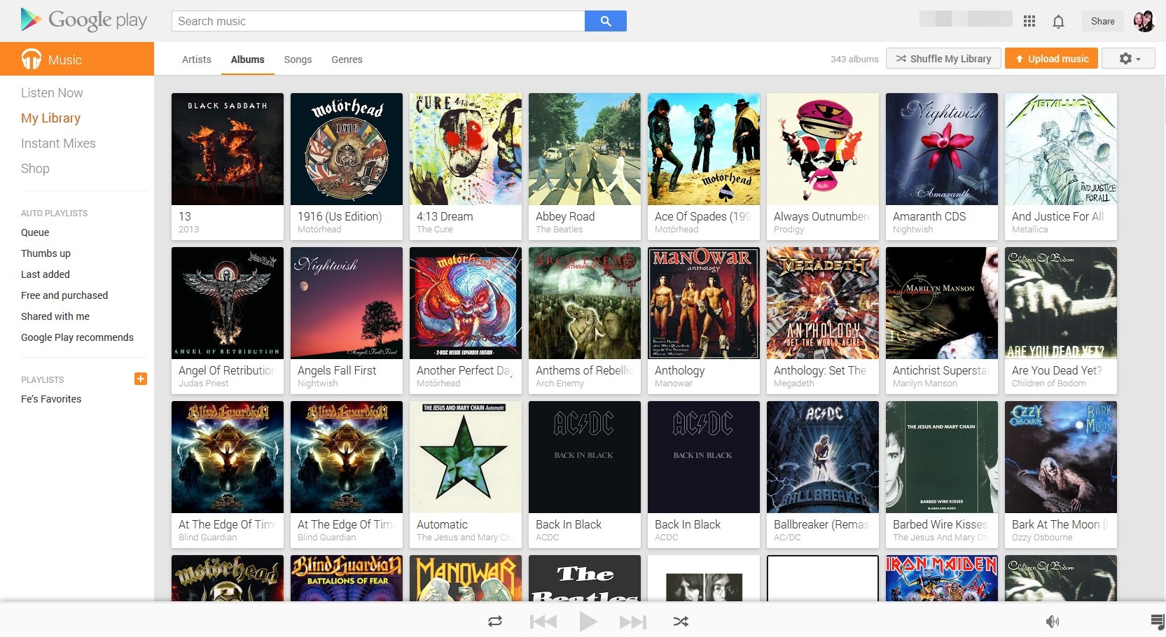 how to download music to google play music