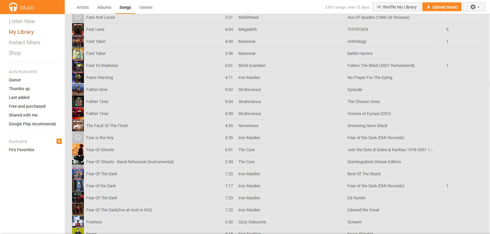 how to download music bought on google play
