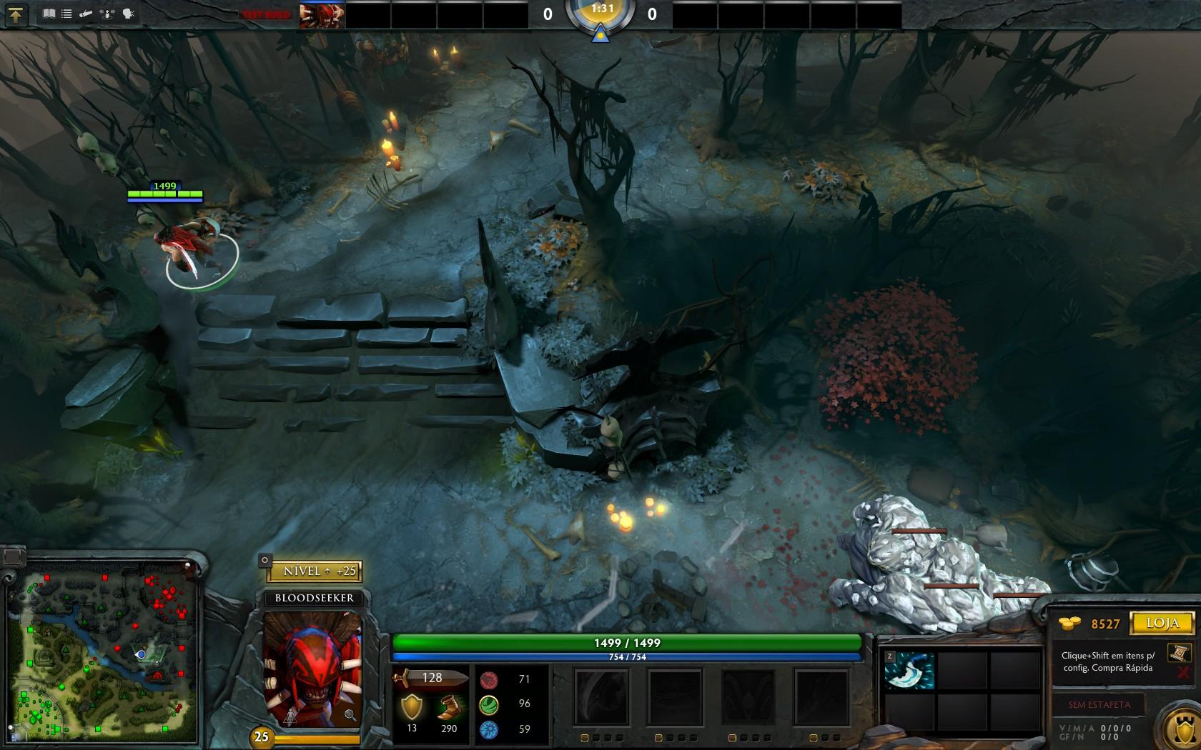 Atualização de DotA 2 traz mudanças no mapa, nas runas e em vários heróis