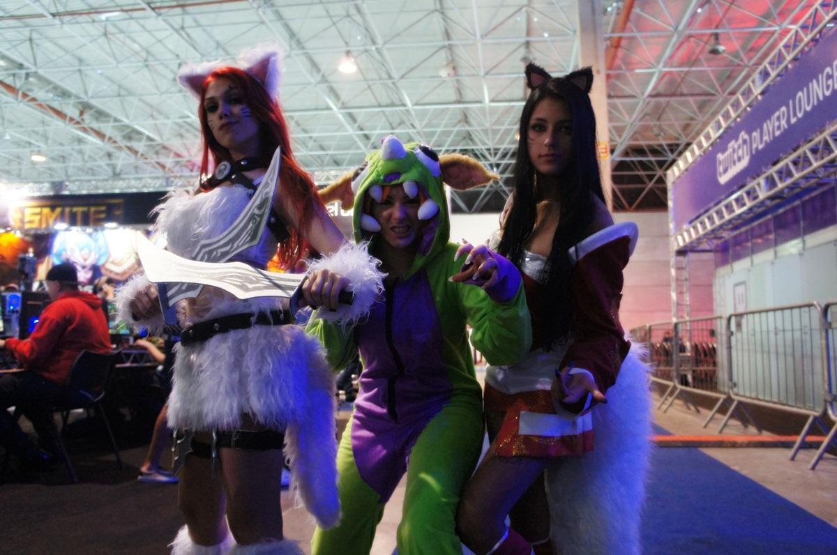 Chegou a hora: confira as gatas do X5 Mega Arena – 2nd Round [galeria]