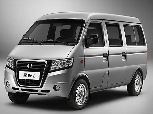 a9b077a0b2f Outra van compacta de bastante sucesso no mercado chinês é a Gonow Way. O  veículo produzido pela GAC custa apenas R  9.641