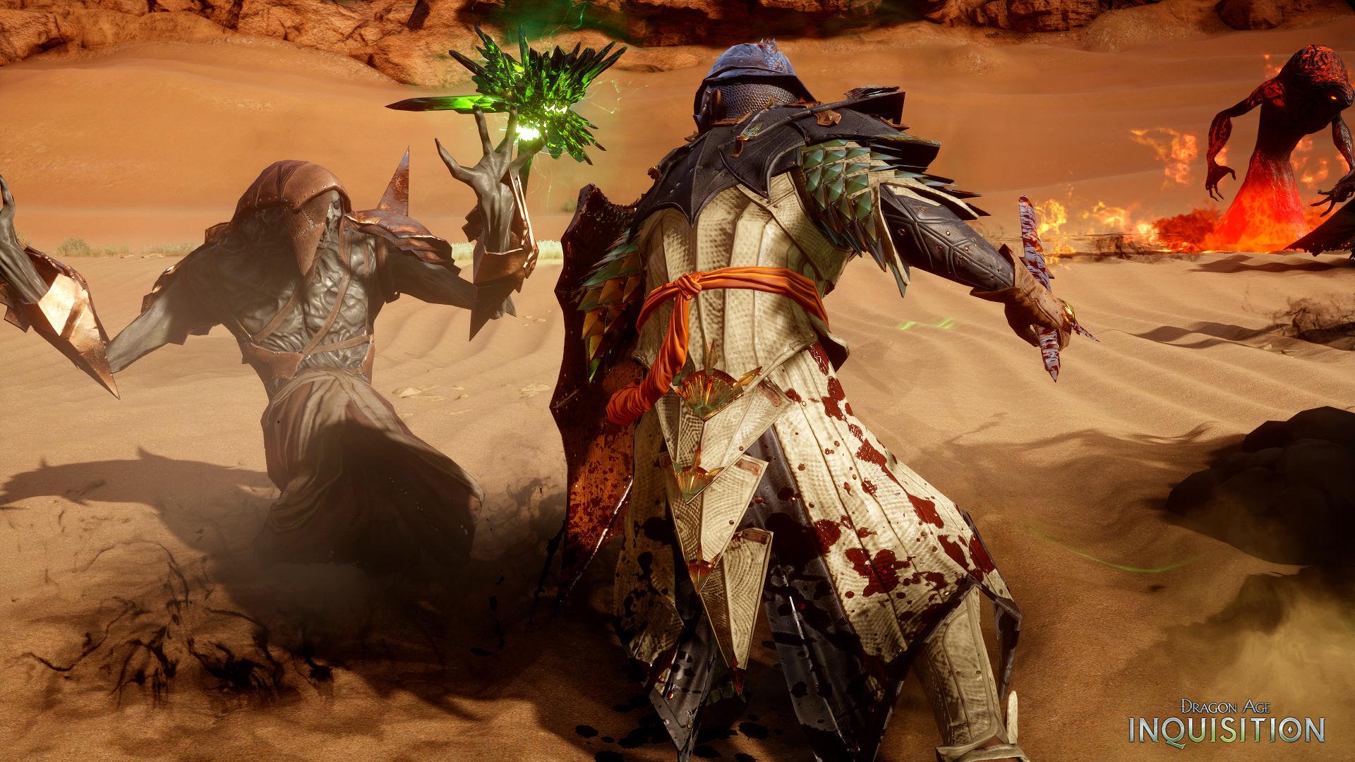 Veja na prática a criação de heróis em Dragon Age: Inquisition [vídeo]