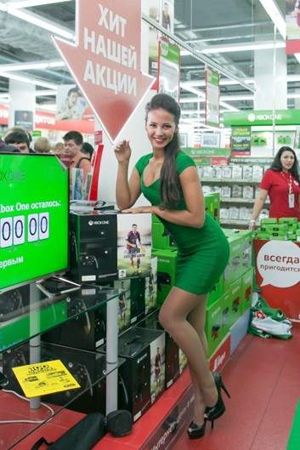 Xbox One chega na Rússia com mais de 15 mil pré-compras
