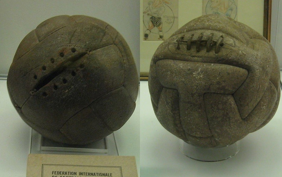 b85018ee70 Relembre todas as bolas já usadas nas edições da Copa do Mundo ...