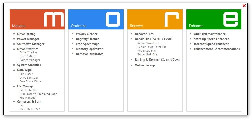 Remo MORE - Imagem 1 do software