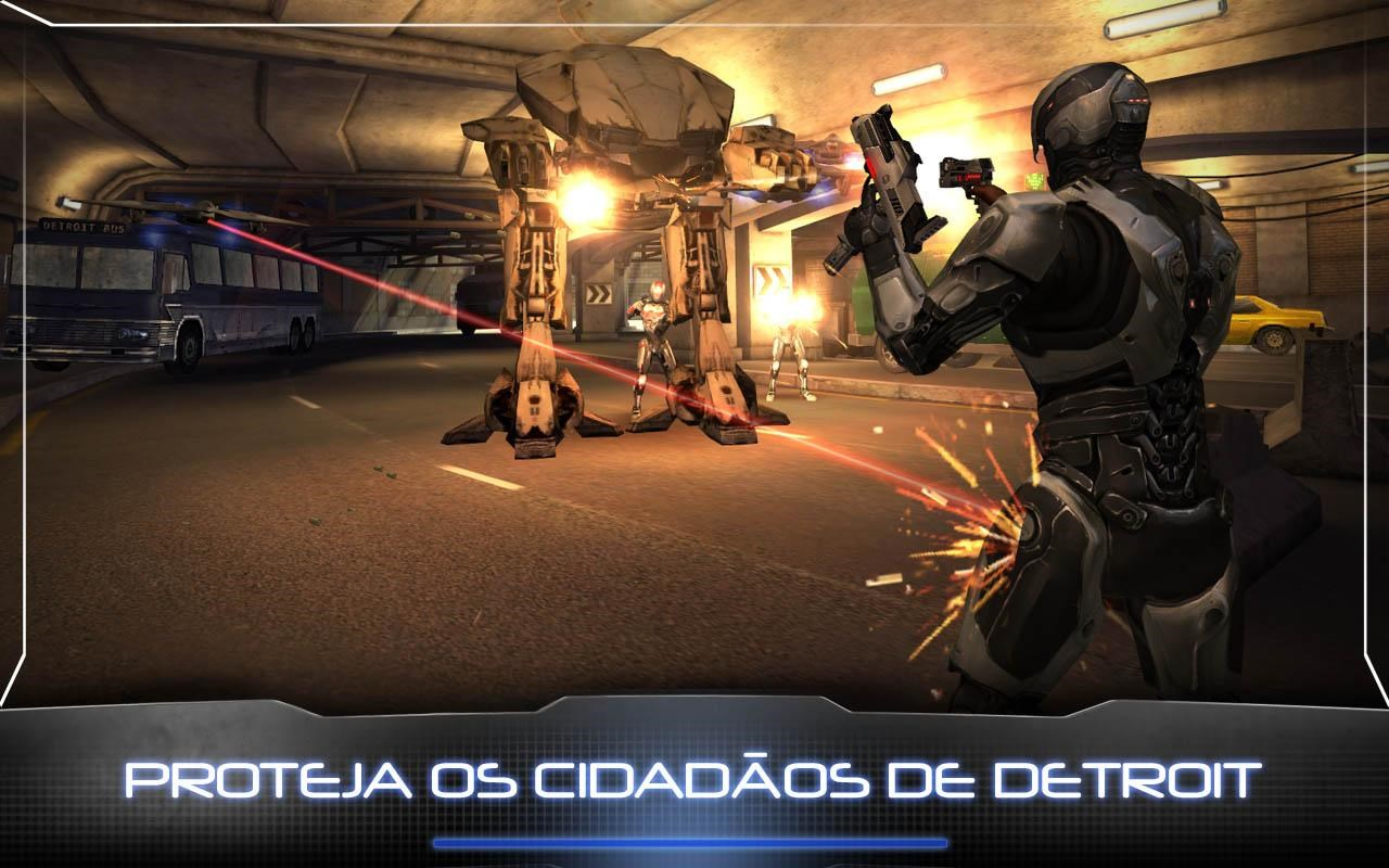 RoboCop - Imagem 1 do software