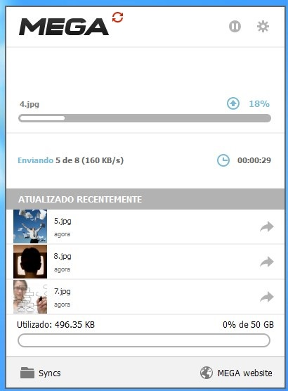 sincronizar-archivos-megasync