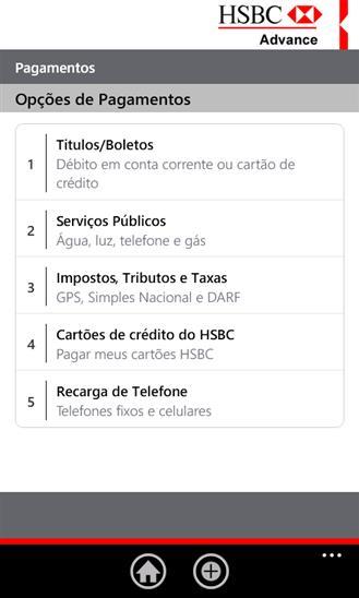 HSBC - Imagem 2 do software