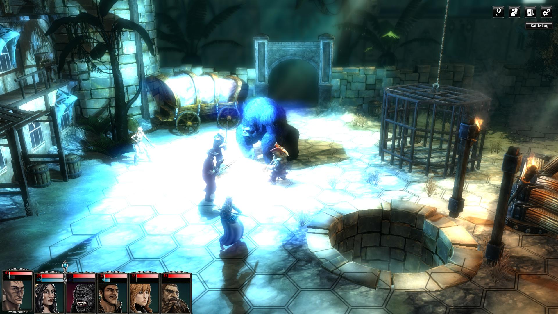 Blackguards - Imagem 1 do software